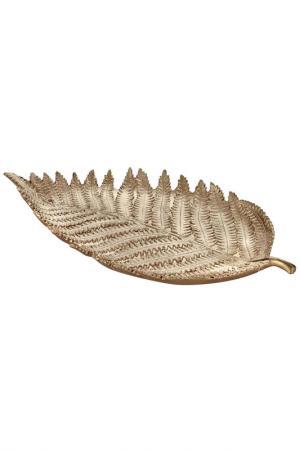 Декоративный лист MIA. Цвет: коричневый