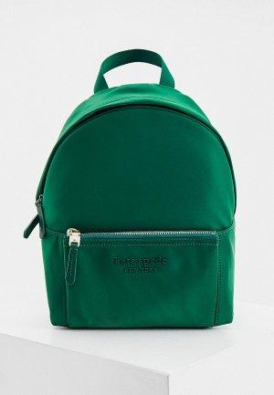 Рюкзак Kate Spade. Цвет: зеленый