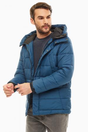 Куртка DIDRIKSONS. Цвет: синий