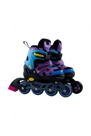 Роликовые коньки для детей ATEMI. Цвет: синий