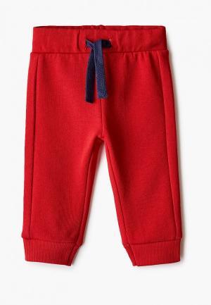 Брюки спортивные United Colors of Benetton. Цвет: красный