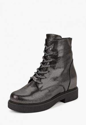 Ботинки Grand Style. Цвет: серый