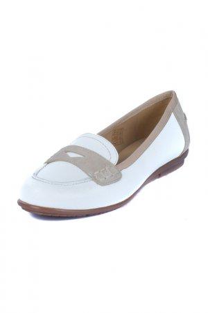 Туфли CRESSY. Цвет: белый