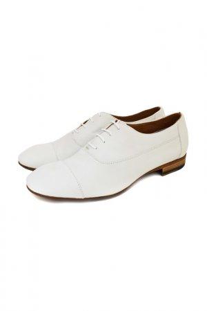 Ботинки FRU.IT (NOW). Цвет: белый