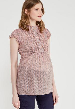 Блуза BuduMamoy. Цвет: коралловый