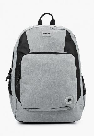 Рюкзак DC Shoes. Цвет: серый