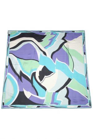 Платок Leonard. Цвет: голубой