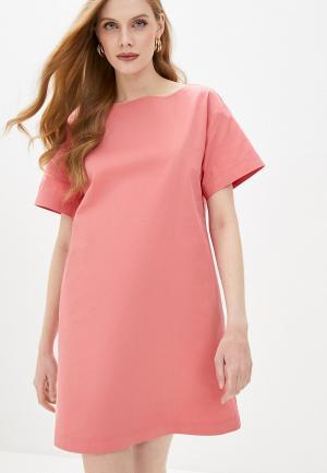 Платье Max&Co. Цвет: розовый