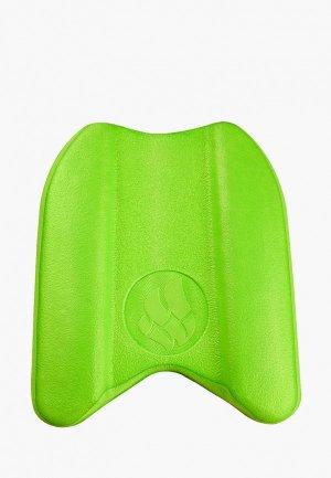 Калабашка для плавания MadWave. Цвет: зеленый