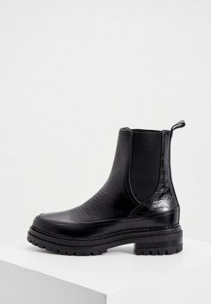 Ботинки Principe di Bologna. Цвет: черный