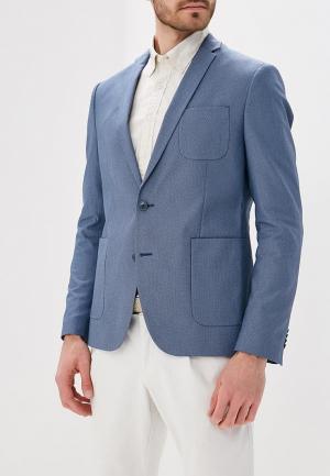Пиджак Drykorn. Цвет: голубой