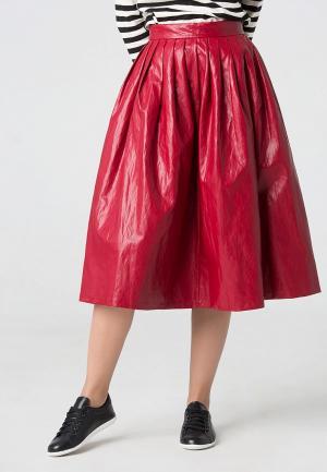 Юбка Fashion Code. Цвет: красный