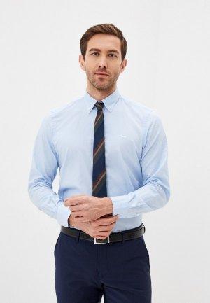 Рубашка Harmont & Blaine. Цвет: голубой