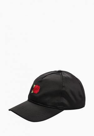 Бейсболка Maxval. Цвет: черный
