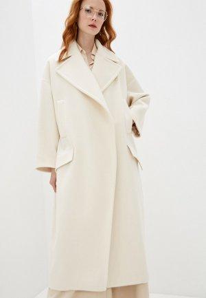 Пальто Imperial. Цвет: белый