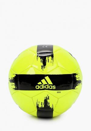 Мяч футбольный adidas. Цвет: желтый