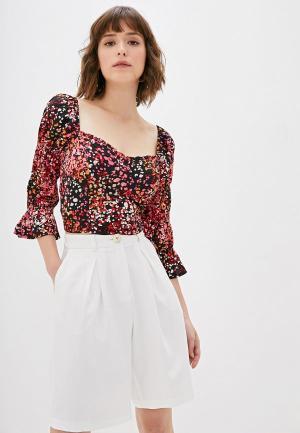 Блуза Dorothy Perkins. Цвет: разноцветный