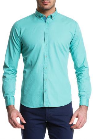 Рубашка CACHAREL. Цвет: vr054 зеленый