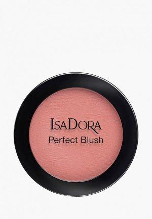 Румяна Isadora. Цвет: розовый