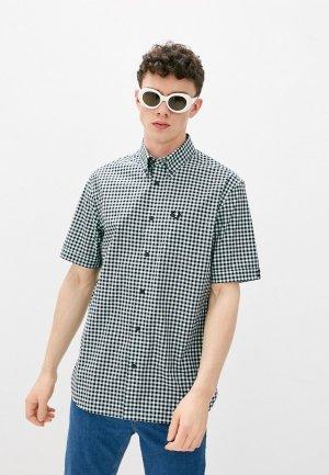 Рубашка Fred Perry. Цвет: разноцветный