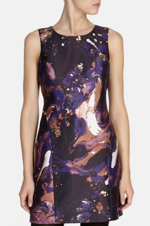 Платье KAREN MILLEN. Цвет: мультицвет