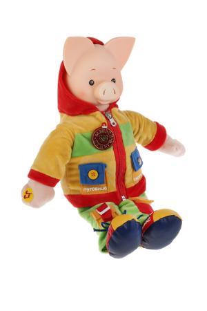Мягкая игрушка Мульти-пульти. Цвет: бордовый