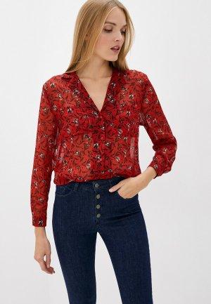 Блуза Naf. Цвет: красный