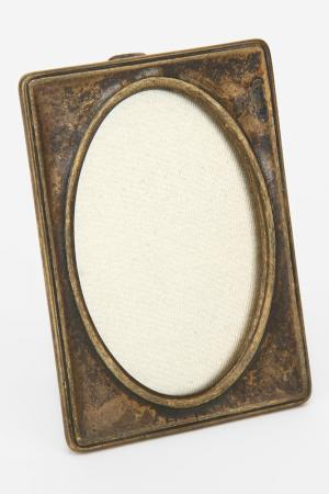 Рамка для фото 8х11 см Stilars. Цвет: бронза
