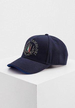 Бейсболка Aeronautica Militare. Цвет: синий