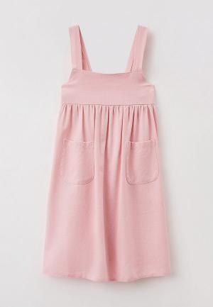 Сарафан Pink Kids. Цвет: розовый