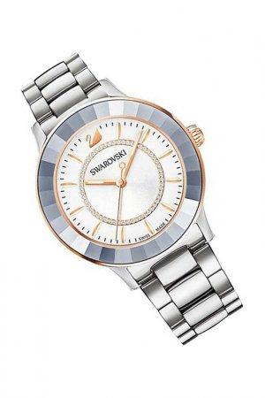 Наручные часы SWAROVSKI. Цвет: белый