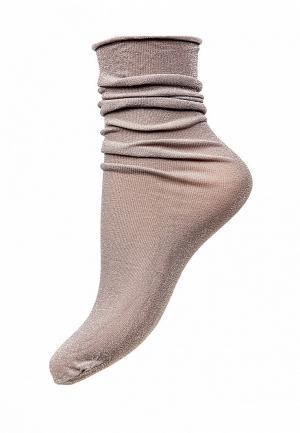 Носки Omero. Цвет: серый