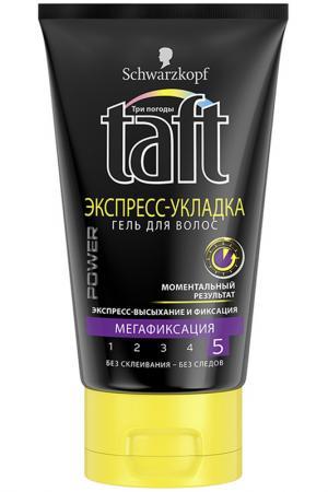 Гель для волос Power Экспресс- TAFT. Цвет: none