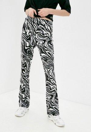 Брюки спортивные Juicy Couture. Цвет: разноцветный