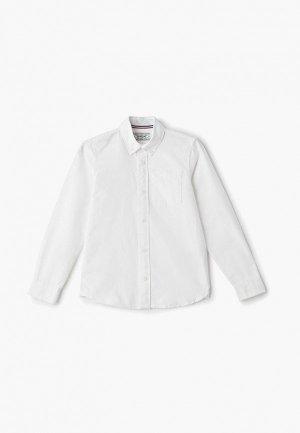 Рубашка Produkt. Цвет: белый