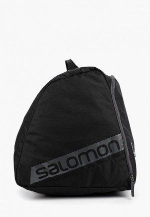 Сумка Salomon. Цвет: черный