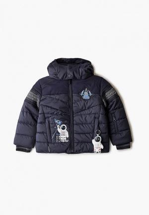 Куртка утепленная Poivre Blanc. Цвет: синий