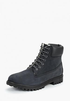 Ботинки LumberJack. Цвет: серый