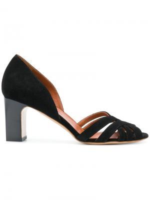 Туфли-лодочки Alyssa Michel Vivien. Цвет: чёрный