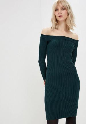 Платье Alcott. Цвет: зеленый