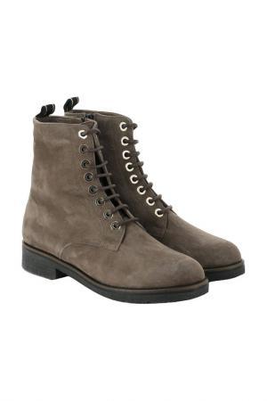 Ботинки BALDAN. Цвет: бежевый