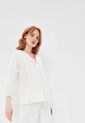 Жакет DKNY. Цвет: белый
