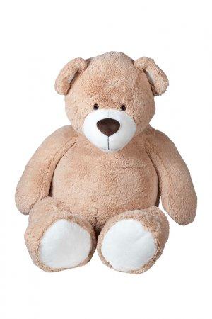 Мягкая игрушка Мишка 130 см MOLLI. Цвет: бежевый
