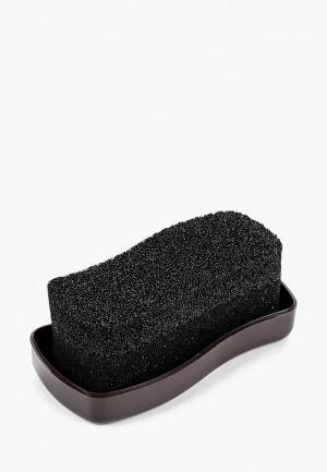 Губка для обуви Salton Professional. Цвет: черный