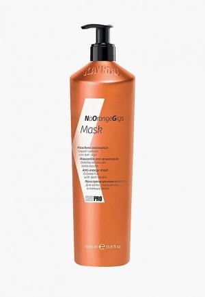 Маска для волос KayPro. Цвет: прозрачный