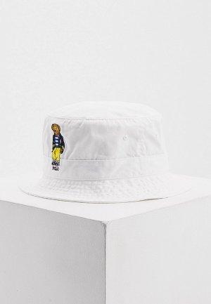 Панама Polo Ralph Lauren. Цвет: белый