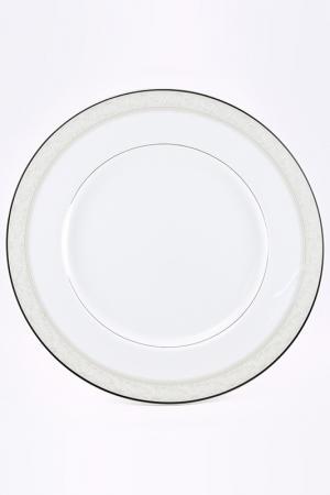 Тарелка 31 см Арабеска Nikko. Цвет: белый