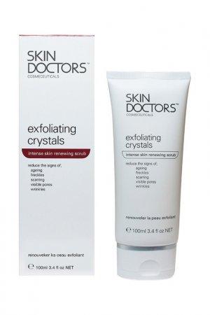 Скраб для обновления кожи лица SKIN DOCTORS. Цвет: белый