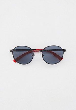 Очки солнцезащитные Invu. Цвет: черный