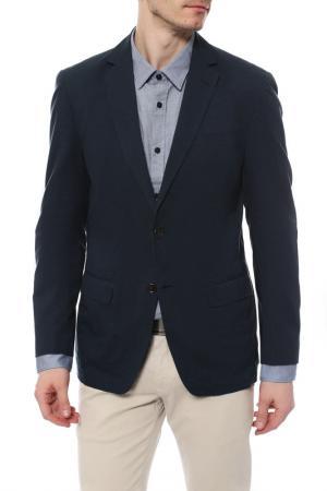 Пиджак Mcneal. Цвет: синий